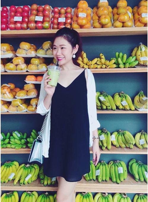 Em gái của bạn trai HH Kỳ Duyên xinh như hot girl - 3