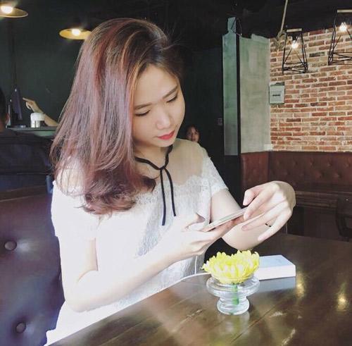 Em gái của bạn trai HH Kỳ Duyên xinh như hot girl - 7