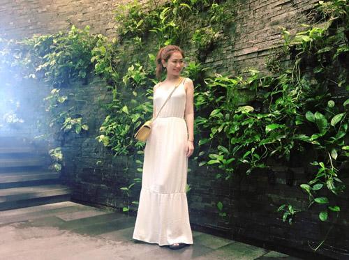 Em gái của bạn trai HH Kỳ Duyên xinh như hot girl - 11