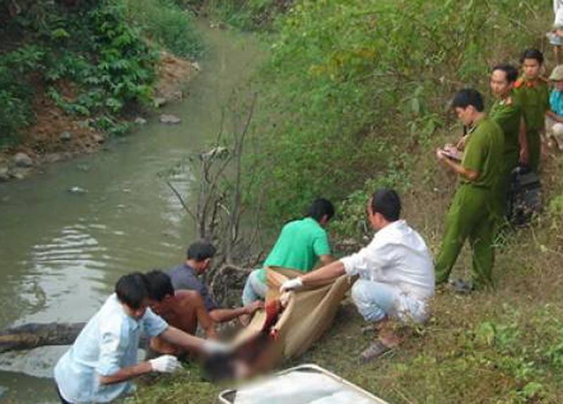 Kinh hoàng: 1 phụ nữ, 3 trẻ nhỏ bị sát hại ở Lào Cai - 1