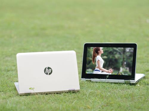 "Ra mắt laptop ""biến hình"" HP Pavilion X360, chip Skylake - 1"