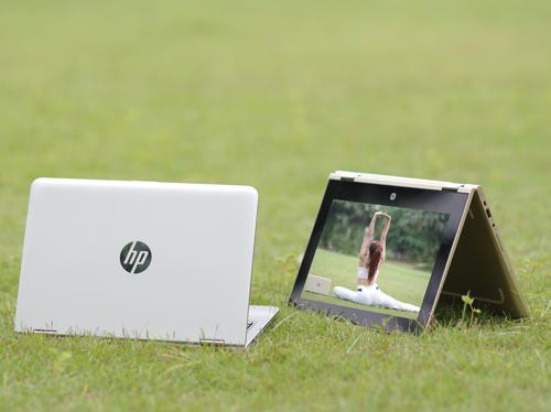 "Ra mắt laptop ""biến hình"" HP Pavilion X360, chip Skylake - 2"