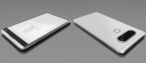 """Lộ ảnh LG V20 dùng camera kép """"khủng"""" - 2"""