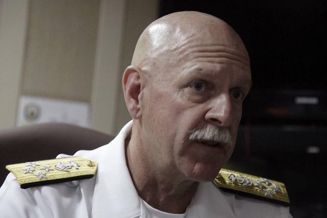 """Đô đốc Mỹ chỉ trích động thái """"nguy hiểm"""" của TQ - 1"""