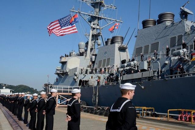 """Đô đốc Mỹ chỉ trích động thái """"nguy hiểm"""" của TQ - 4"""
