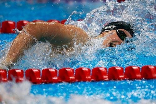 """""""Ma tốc độ"""" Olympic: Tuổi như Ánh Viên, tài năng vô biên - 2"""
