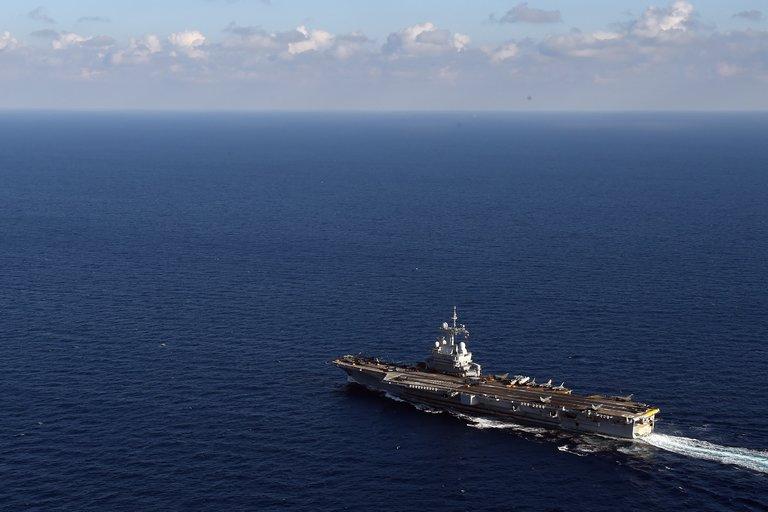 """Thế giới chỉ có một """"đối thủ"""" của tàu sân bay Mỹ - 2"""