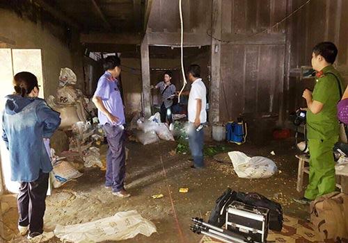 Vụ thảm án 4 người chết ở Lào Cai: Xác định nghi phạm - 1