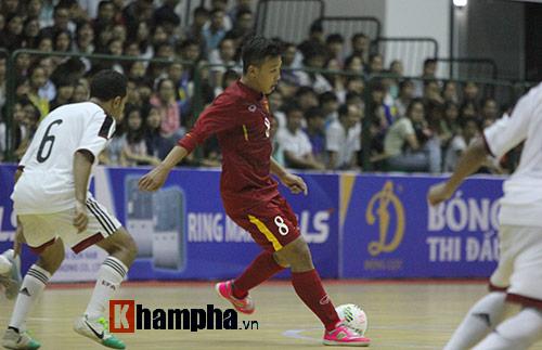"""Tuyển Futsal VN khiến nhà vô địch châu Phi """"toát mồ hôi"""" - 2"""