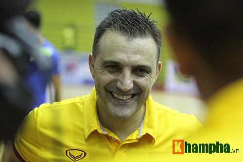 """Tuyển Futsal VN khiến nhà vô địch châu Phi """"toát mồ hôi"""" - 9"""