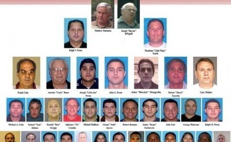 Băng đảng mafia Ý khét tiếng lộng hành ở Mỹ - 1