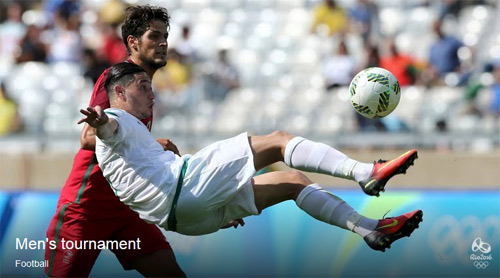 Algeria - Bồ Đào Nha: Bất bại vào tứ kết - 1
