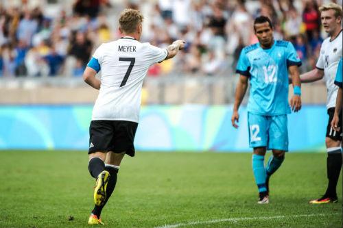 """Đức - Fiji: """"Ác mộng"""" 10 bàn thua - 1"""