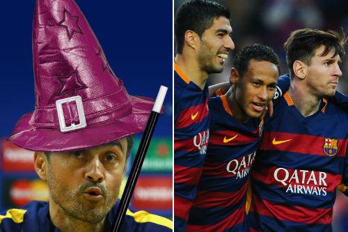 """Vấn đề của Barca: Chữa bệnh cho """"tam tấu MSN"""" - 2"""