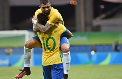 Chi tiết Brazil - Đan Mạch: Nhảy múa tưng bừng (KT) - 3