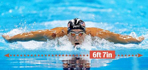 Tin nóng Olympic ngày 5: Michael Phelps HCV 22 trong tầm tay - 1