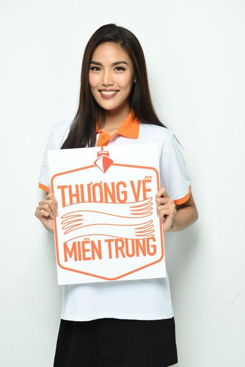 """Dàn sao Việt xuất hiện giản dị trong bộ ảnh cộng đồng """"Thương về Miền Trung"""" - 2"""