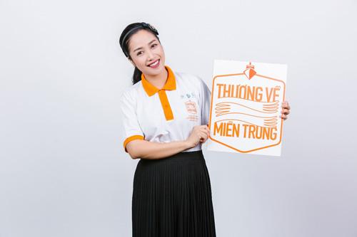 """Dàn sao Việt xuất hiện giản dị trong bộ ảnh cộng đồng """"Thương về Miền Trung"""" - 9"""