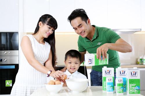 Thực hư sữa tươi gây dậy thì sớm cho trẻ - 2