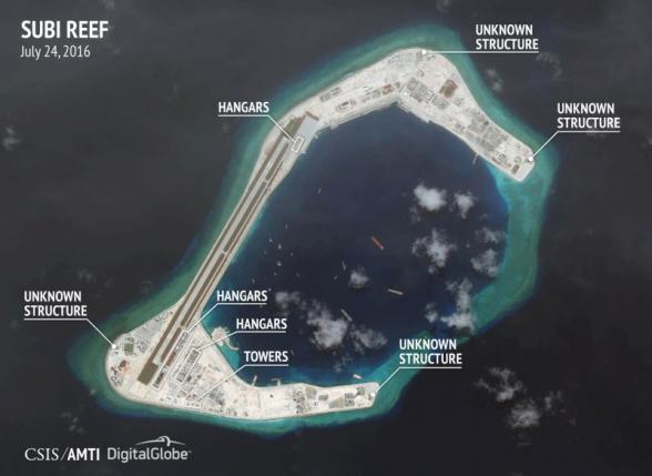 Mỹ: TQ đang làm trái lời ông Tập Cận Bình ở Biển Đông - 2
