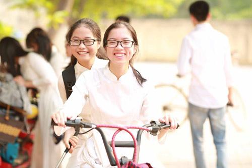 Ảnh kỷ yếu của lớp có 100% học sinh đỗ ĐH ở Nghệ An - 6