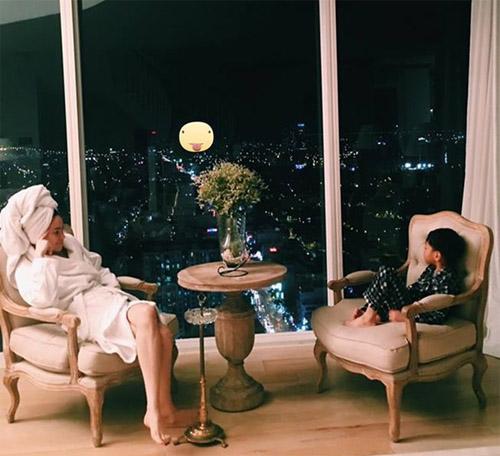 So độ lãng mạn của Quốc Cường và đại gia kim cương khi yêu Hà Hồ - 7