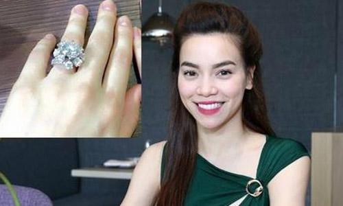 So độ lãng mạn của Quốc Cường và đại gia kim cương khi yêu Hà Hồ - 9