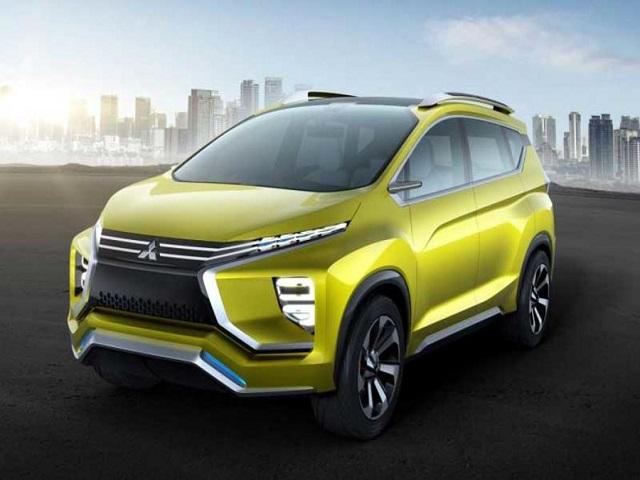 Mitsubishi XM concept giá rẻ sắp ra mắt - 1