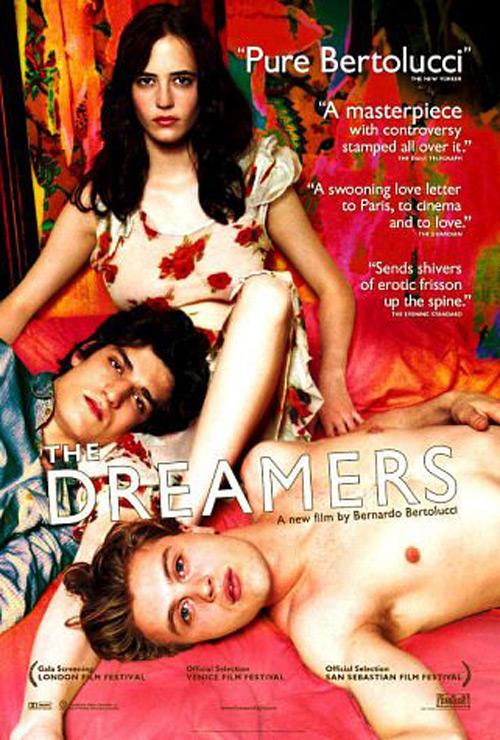 """""""The Dreamers"""": Khi dùng dục vọng trốn tránh thực tại - 1"""