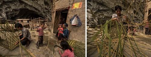 Kỳ lạ ngôi làng trong hang động có lớp học, sân bóng rổ - 6