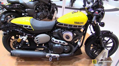 """""""Soi kỹ"""" Yamaha XV950 Racer 2016 bản kỷ niệm và bản màu xám - 6"""