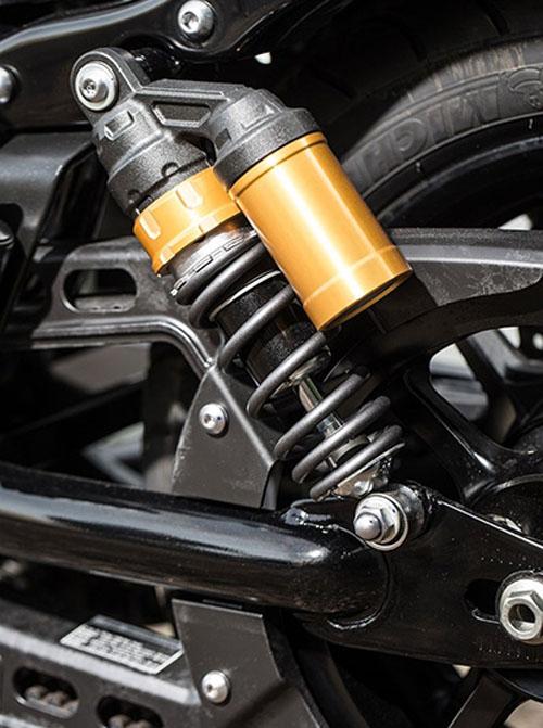 """""""Soi kỹ"""" Yamaha XV950 Racer 2016 bản kỷ niệm và bản màu xám - 8"""