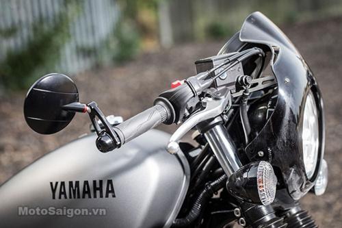 """""""Soi kỹ"""" Yamaha XV950 Racer 2016 bản kỷ niệm và bản màu xám - 11"""
