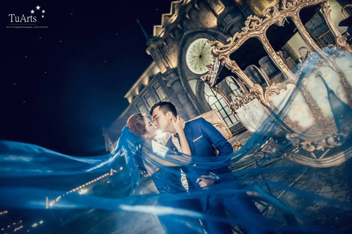 Những địa điểm chụp ảnh cưới đẹp ở Hà Nội - 1