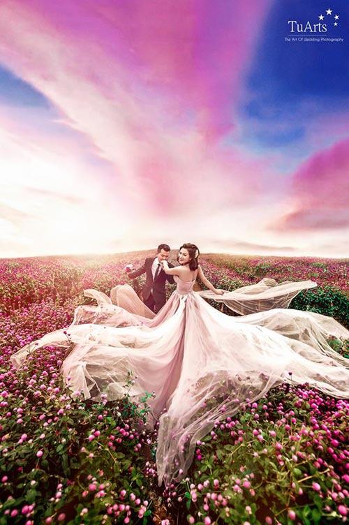 Những địa điểm chụp ảnh cưới đẹp ở Hà Nội - 4