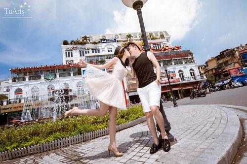 Những địa điểm chụp ảnh cưới đẹp ở Hà Nội - 7