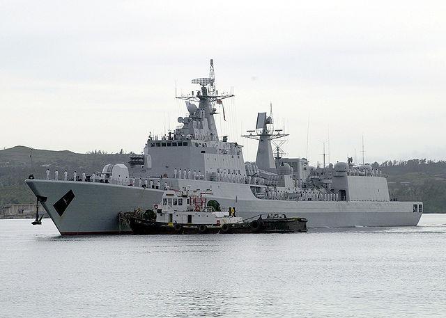"""TQ """"gài"""" tên lửa siêu thanh lên tàu chỉ huy ở Biển Đông - 1"""