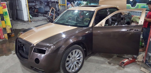 """Xế siêu sang Roll-Royce """"phiên bản Việt"""" sắp xuất xưởng - 1"""
