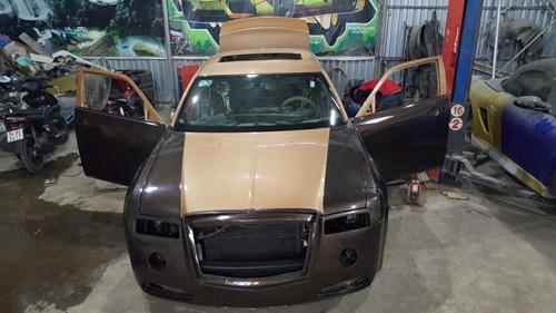 """Xế siêu sang Roll-Royce """"phiên bản Việt"""" sắp xuất xưởng - 2"""