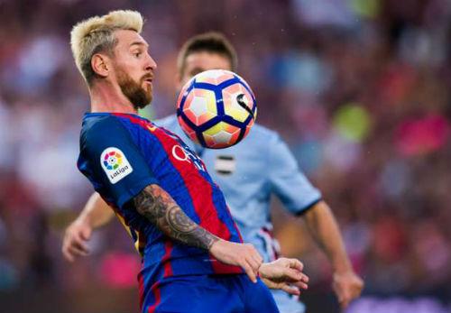 Messi gặp HLV Argentina, cân nhắc trở lại ĐTQG - 1