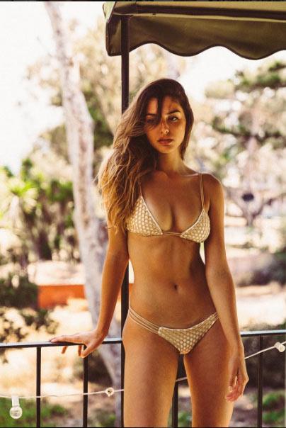 Người mẫu vô danh gây mê triệu fan bằng clip bikini - 6