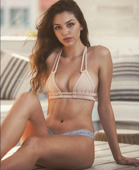 Người mẫu vô danh gây mê triệu fan bằng clip bikini - 10