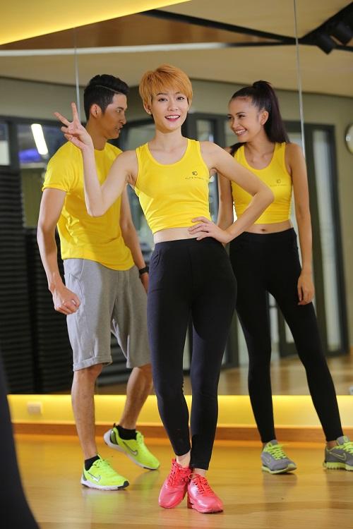 Loạt nam thần Next Top Model thi nhau khoe cơ bắp - 5