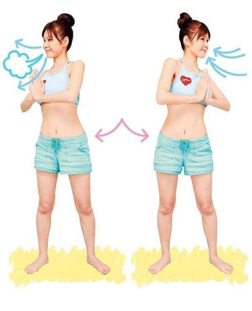 Học người Nhật 2 cách tạm biệt bụng béo cực hay và dễ - 3