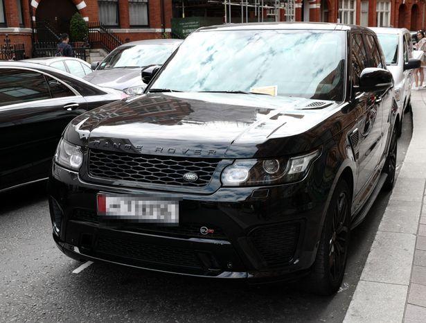 Loạt siêu xe của giới giàu Ả Rập náo loạn London - 8