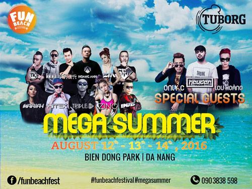 Sức hút không tưởng của Fun Beach Festival - 3
