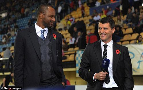 Pogba - Xhaka: Cặp đấu nảy lửa Vieira-Keane tái hiện ở NHA - 4