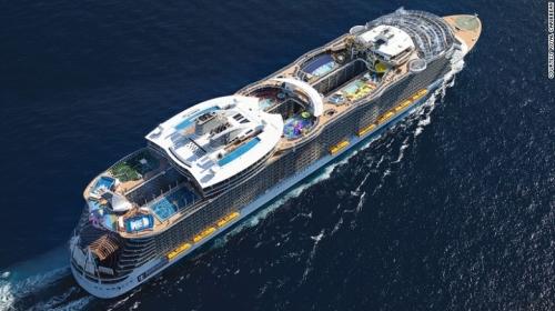 Du thuyền lớn nhất thế giới hoành tráng cỡ nào? - 3