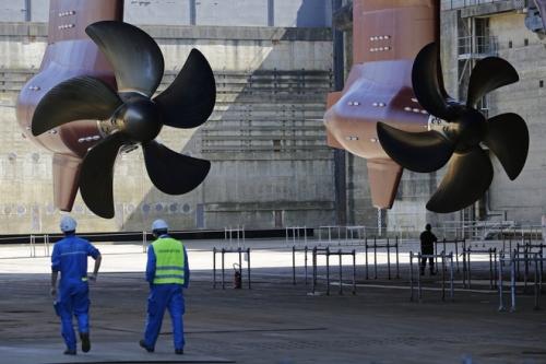 Du thuyền lớn nhất thế giới hoành tráng cỡ nào? - 4
