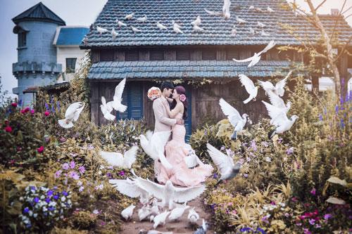 Những địa điểm chụp ảnh cưới đẹp ở Hà Nội - 2